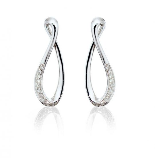 Fiorelli Infinity Hoop Earrings