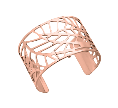'Fougeres' Rose Gold Coloured Cuff