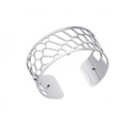'Nid D'abeille' Silver Coloured Cuff