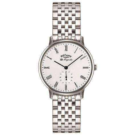 Gents Rotary Les Originales Kensington Watch