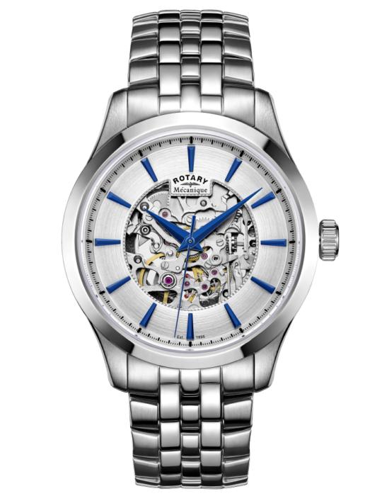 Gents Mecanique Skeleton Watch