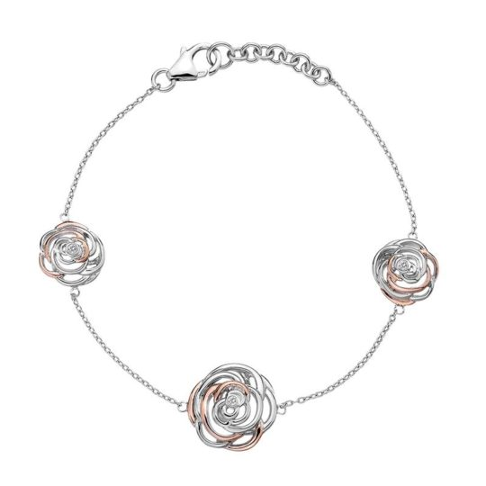 Hot Diamonds Eternal Rose Bracelet