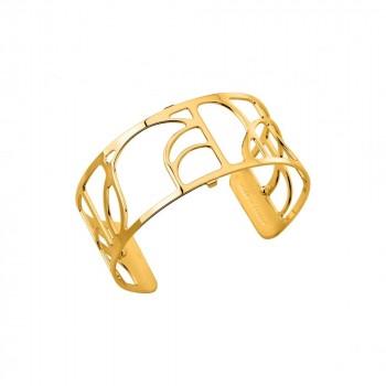 'Volute' Gold Colour Cuff