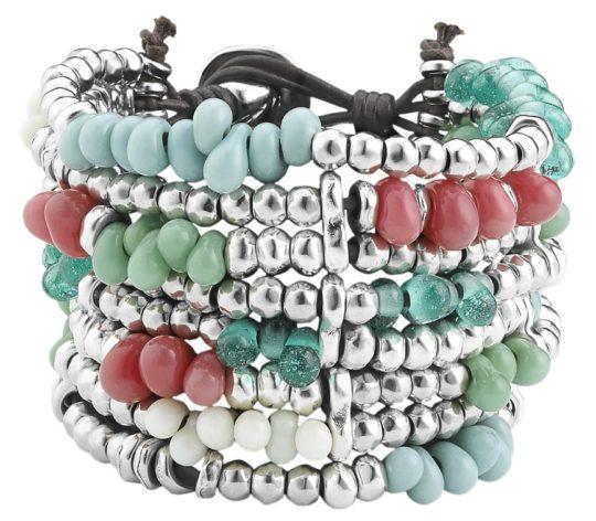 Unode50 'Coral' Bracelet
