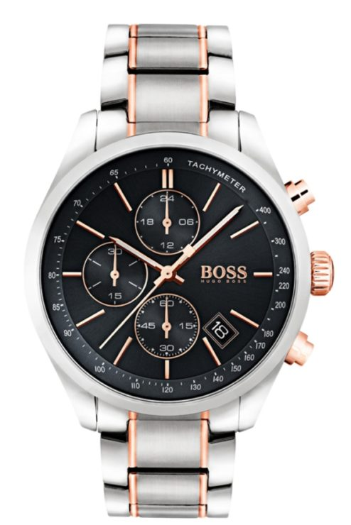 HUGO BOSS Grand Prix Bi Colour Watch
