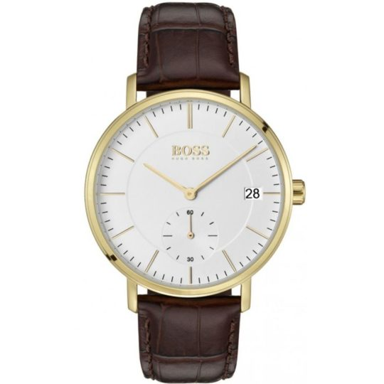 HUGO BOSS Corporal Gold Plated Watch
