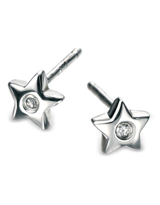 D For Diamonds Girls Earrings
