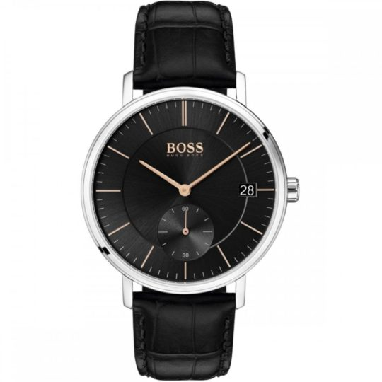 HUGO BOSS Corporal Steel Watch
