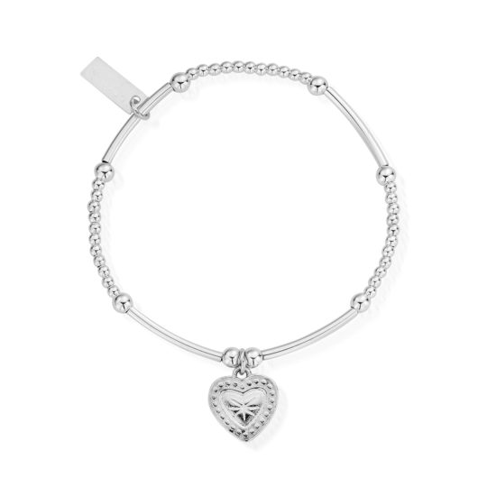 ChloBo Cute Star Heart Bracelet