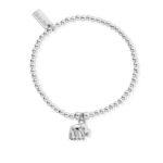 ChloBo Cute Charm Elephant Bracelet