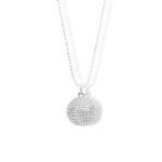 ChloBo Diamond Cut Chain & Dreamball Pendant
