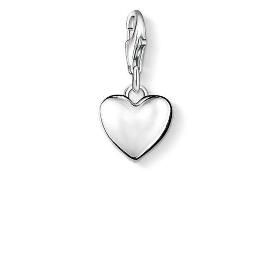 Thomas Sabo Silver Heart