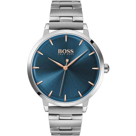 BOSS Women Marina Stainless Steel Watch