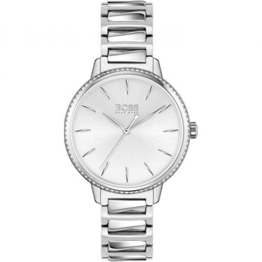 BOSS Women Signature Steel Watch