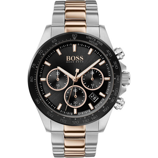 HUGO BOSS Hero Bi Colour Watch