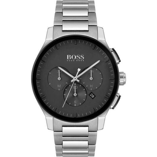 HUGO BOSS Peak Steel Watch