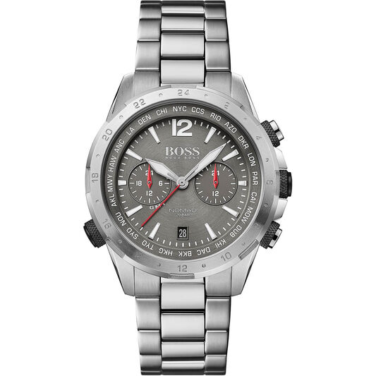 BOSS  NOMAD STAINLESS STEEL WATCH