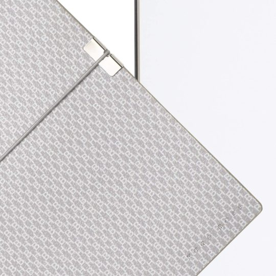 Hugo Boss Storyline Light Grey (Ballpoint pen & Note pad A5)