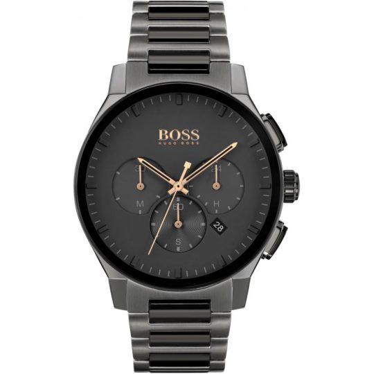 HUGO BOSS Peak Ion Plated Watch