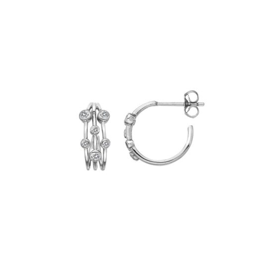 Hot Diamonds Tender Statement Earrings