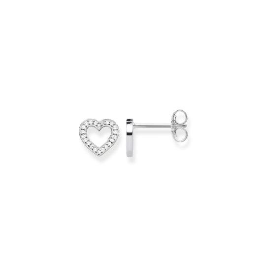 Thomas Sabo Heart Stud Earrings