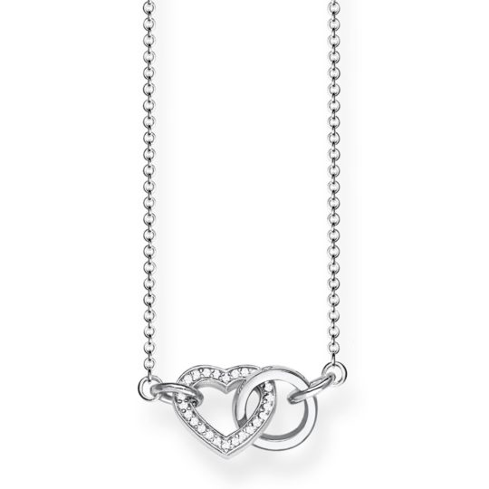 Thomas Sabo Heart Together Necklace