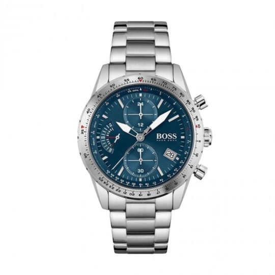 HUGO BOSS Pilot Steel Watch
